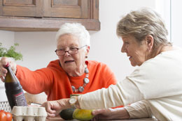 Assistance with Activities of Daily living